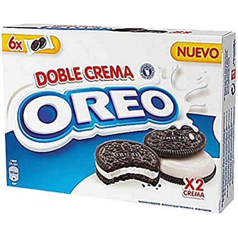 Oreo Biscuits Doble Crema