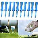Terzsl 10 Stück Outdoor Kunststoff Höhenkontrolle Golf Tees Werkzeug Club Training Ball Halter