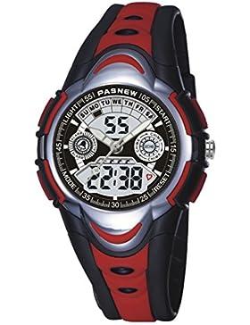 Children 's watch electronic multi - funktionelle leuchtende outdoor-wasserdichte sportarten-B