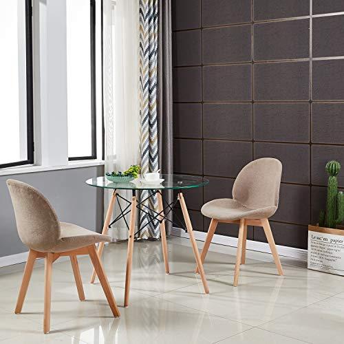 DORAFAIR Tavolino da Cucina Rettangolo Tavolino da Salotto Moderno per  conferenze da Ufficio,Tavolo da Pranzo con Gambe a forcina, Bianco, 120 x  80 x ...