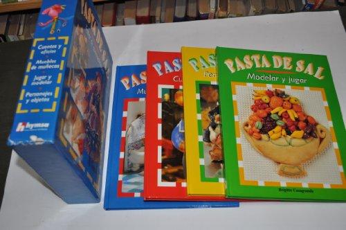 Descargar Libro Pasta de sal : taller de manualidades, 4 vols. de Brigitte Casagranda
