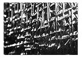 Startonight Leinwand Wand Kunst Schwarz und Weiß Glasmodell, Doppelansicht Überraschung Modernes Dekor Kunstwerk Gerahmte Wand Kunst 100% Ursprüngliche Fertig zum Aufhängen 60 x 90 CM