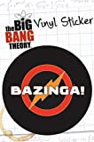 Aufkleber/Sticker The Big Bang Theory