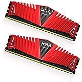 ADATA Xpg Z1 32 Gb Ddr4 2800 Mhz Cl16 Memory Modules - Red