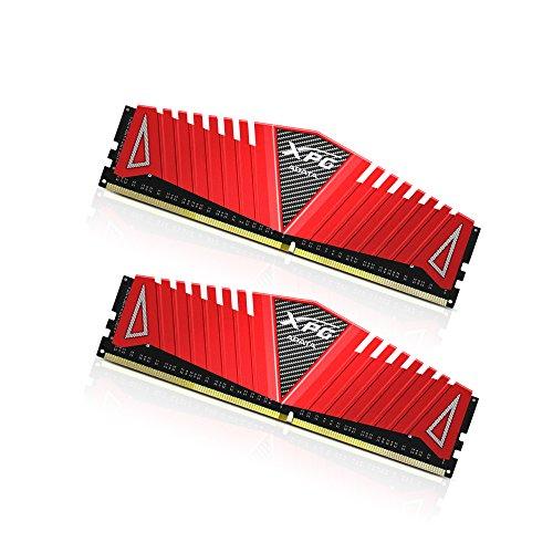 Adata, modulo di memoria, 2.133 MHz, 8GB DDR4-2133 8GB DDR4 rosso Red 32GB (16GBx2)