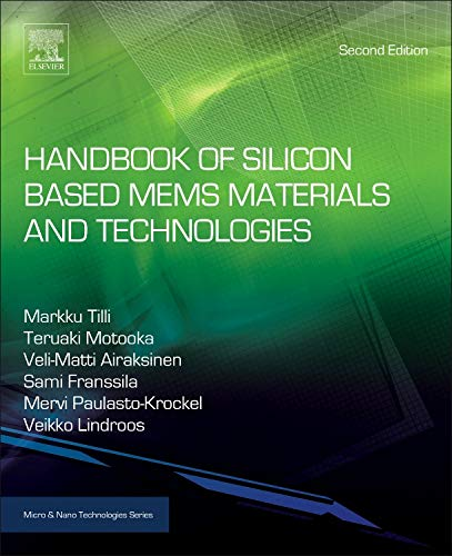 Handbook of Silicon Based MEMS Materials and Technologies (Micro and Nano Technologies) - Bond Beam