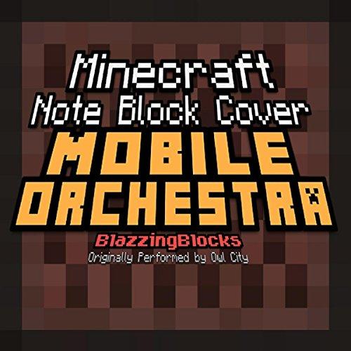 Minecraft Note Block Cover: Mobile Orchestra Mobile Blöcke