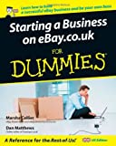 Best Books For Starting A Businesses - Starting a Business on eBay.co.uk For Dummies UK Review