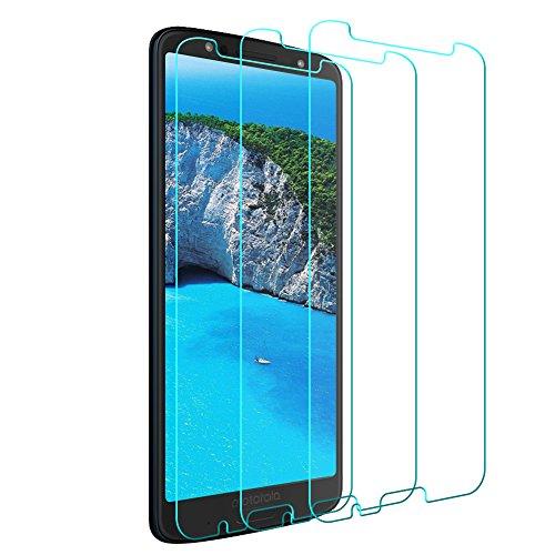 Vivicool Protector Pantalla Motorola Moto G6 Plus, Cristal Templado Motorola G6 Plus...