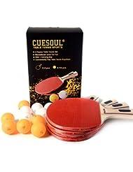 CUESOUL Retractable Überall Tischtennis Sets