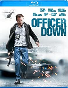 Officer Down [Blu-ray] [US Import]