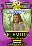 Artemide jr. Nel regno delle amazzoni. Aspiranti dei. Ediz. illustrata