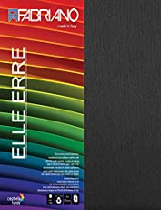 Fabriano Elle Erre A4 Nero (Pack of 2)