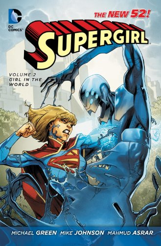 Supergirl Volume 2: Girl in the World TP (The New 52)