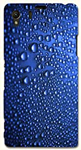 Wonderful multicolor printed protective REBEL mobile back cover for Sony Xperia Z1 C6902/L39h D.No.N-T-1059-S39