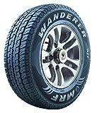 #1: MRF Wanderer 235/55 R19 105T Tubeless Car Tyre