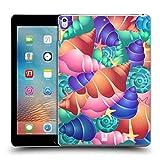 Head Case Designs Strombo Luminoso Conchiglie Cover Retro Rigida per iPad Pro 10.5 (2017)