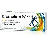 Preisvergleich für Bromelain-POS Spar-Set 3x60 magensaftresistente Tabletten. Wirkt abschwellend und dadurch schmerzlindernd. Senkt...