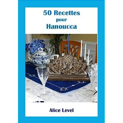 50 Recettes pour Hanoucca