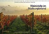 Weinidylle im SüdburgenlandAT-Version (Wandkalender 2018 DIN A4 quer): Eisenberg und Umgebung in der Weinidylle Südburgenland (Monatskalender, 14 Seiten ) (CALVENDO Orte)