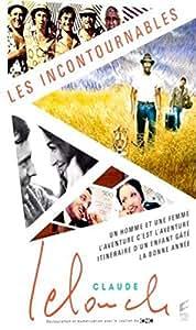 Claude Lelouch, les incontournables : Un homme et une femme + Itinéraire d'un enfant gâté + L'aventure c'est l'aventure + La bonne année [Édition remasterisée]