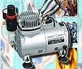 Airbrushkompressor Lackierung AK2 von OCS.tec GmbH & Co. KG bei TapetenShop