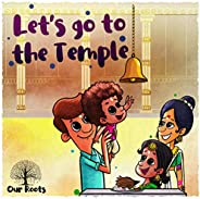 Let's Go To The Temple | Perfect Gift for Baby and Toddler