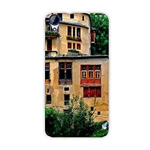 The Palaash Mobile Back Cover for HTC Desire 820