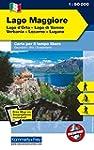 Italien Outdoorkarte 08 Lago Maggiore...