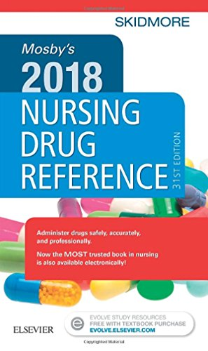 Free Read Online Mosby S 2018 Nursing Drug Reference By Linda