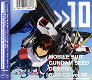 Gundam Seed Destiny Suit CD 10