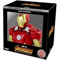 Avengers Infinity War - coffret exclusif Amazon 4K + tirelire Iron Man