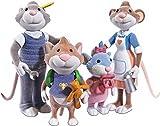 LEO Lausemaus Figurenset  Familie hier kaufen