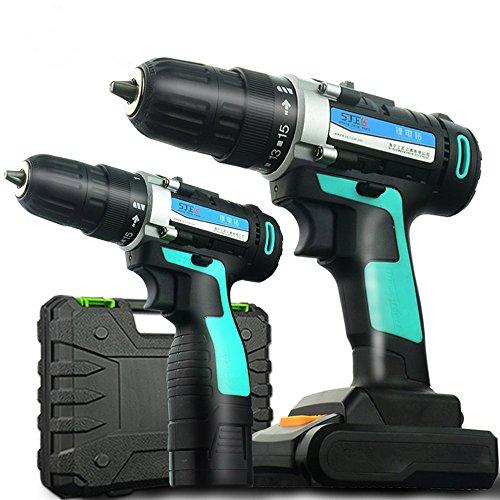 Slongda DIY Schlagbohrmaschine SLD-226, Tiefenanschlag , Koffer (650 Watt, max. Bohr-Ø: Holz: 45 mm, Beton: 12 mm, Stahl: 10 mm)