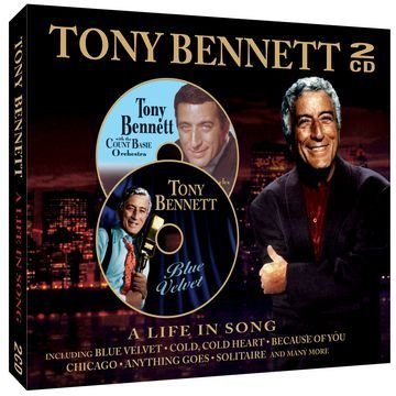 A Life in Song by Tony Bennett