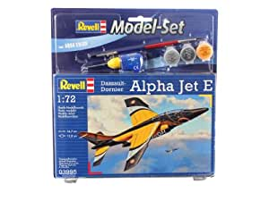 revell alpha jet mod le set jeux et jouets. Black Bedroom Furniture Sets. Home Design Ideas