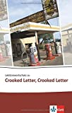 Lektürewortschatz zu Crooked Letter, Crooked Letter (Klett English Editions)