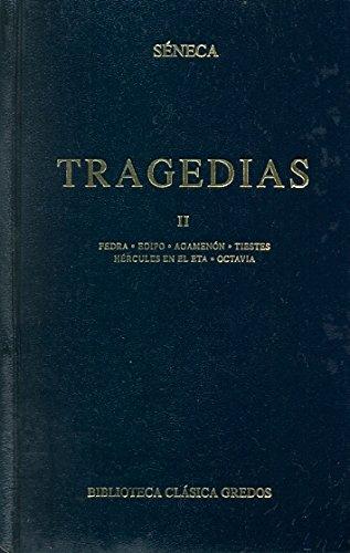 Tragedias (seneca) vol. 2 (B. BÁSICA GREDOS) por Lucius Annaeus Seneca