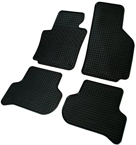 Pie de goma para Juego de alfombrillas para VW Altea XL a partir de 2006de pie de goma alfombras alfombrillas de goma