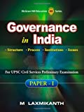 Governance in India for UPSC Civil Services Preliminary Examination (Paper - I) 1st Edition price comparison at Flipkart, Amazon, Crossword, Uread, Bookadda, Landmark, Homeshop18