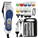 Best Wahl Hair Clippers - Wahl 79300-1001 Home Pro 26-Piece Color-Coded Haircutting System Review