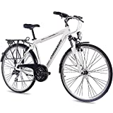 "28"" Zoll LUXUS ALU CITY BIKE HERRENFAHRRAD TREKKINGRAD CHRISSON INTOURI"