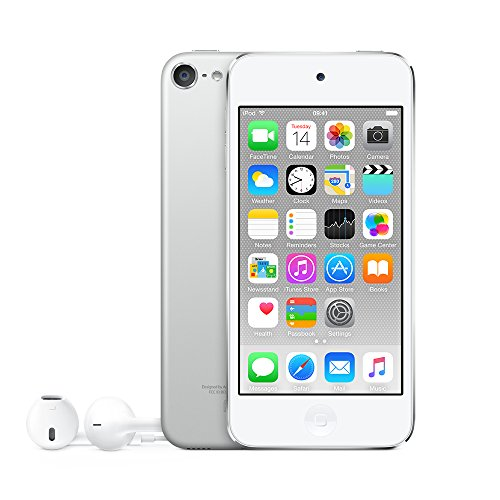 Apple iPod touch, 128 GB, 2015, Silber