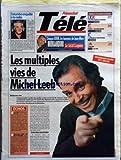 FRANCE SOIR TELE du 18/11/2006 - COLUMBO ENQUETE A LA RADIO - TF1 - VARIETE - LES 500 CHORISTES ENSEMBLE - FRANCE 2 - RUGBY - FRANCE-NOUVELLE-ZELANDE - FRANCE 3 - TELEFILM - LA BLONDE AU BOIS DORMANT - M6 - SERIE - CHARMED - LES MULTIPLES VIES DE MICHEL LEEB PAR EMILIE-ANNE JODIER - ECHOS - URGENCES - FIN DE LA 12E SAISON - SEGOLENE ROYAL - UN RECIT SUR CANAL