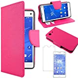 ebestStar - Coque Sony Xperia Z3 Compact Etui PU Cuir Housse Portefeuille...