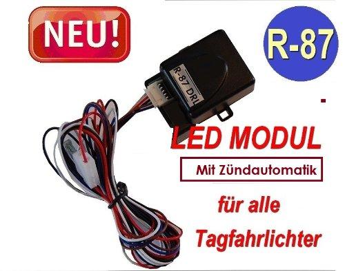 Preisvergleich Produktbild STEUERMODUL FÜR LED TAGFAHRLICHT.MIT ZÜNDAUTOMATIK gem. R-87 NEU & OVP