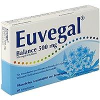 Euvegal Balance 500 mg Filmtabletten 40 stk preisvergleich bei billige-tabletten.eu