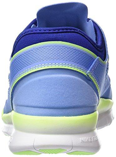 Nike Damen Wmns Free 5.0 Tr Fit 5 Hallenschuhe Blau (Blau/grün)