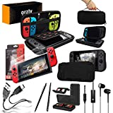 Nintendo Switch Accessoire, Orzly Ultimate Pack pour Nintendo Switch [Pack...