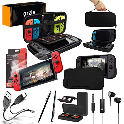 Orzly Essential Pack